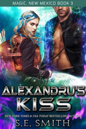 Book Cover: Alexandru's Kiss