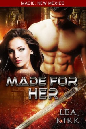 Book Cover: Made for Her