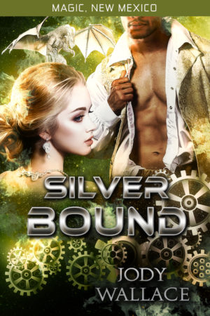Book Cover: Silver Bound